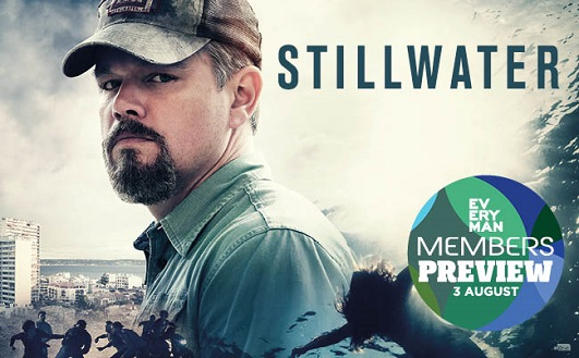 Members' Preview: Stillwater cover image