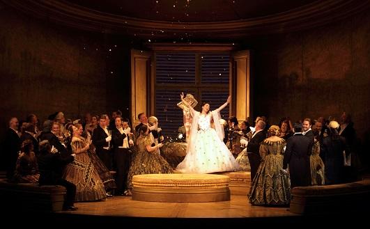 ROH Live: La Traviata (2021/2022 Opera) cover image