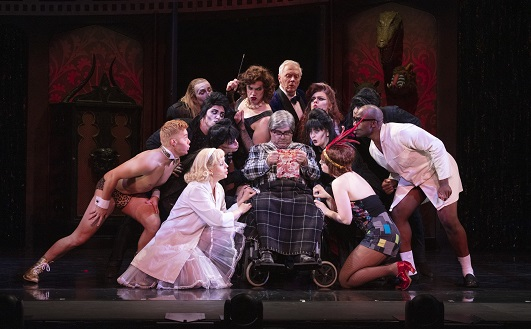 The Rocky Horror Show Live (2021) cover image