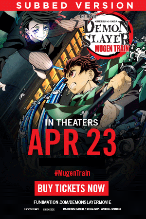 Demon Slayer the Movie: Mugen Train (2020) (Sub.) Poster